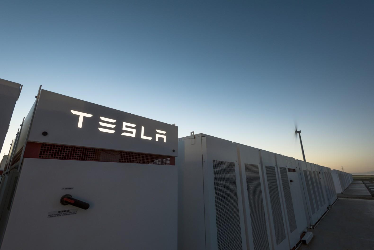 Tesla-Powerpack