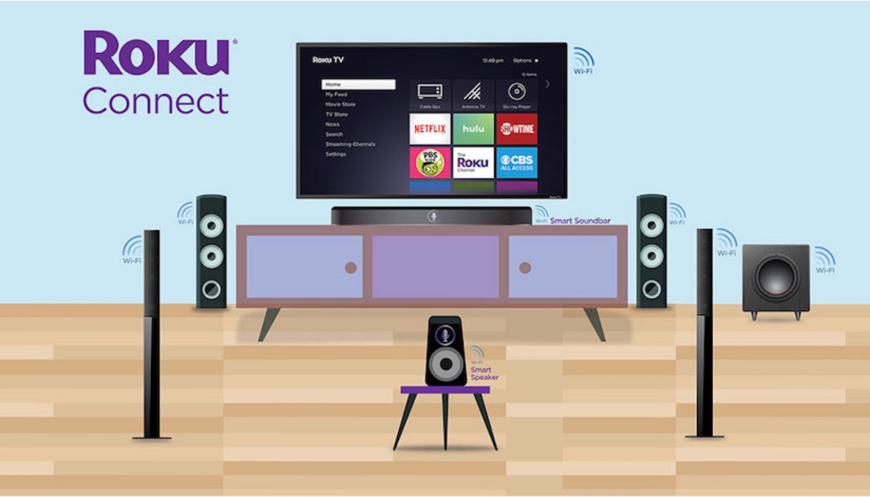 Roku_Connect
