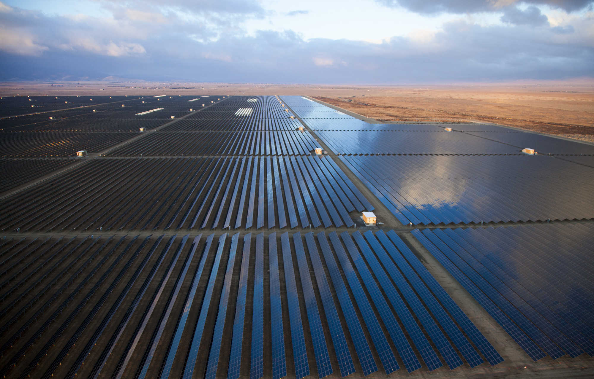 NRG Alpines Solar Generating