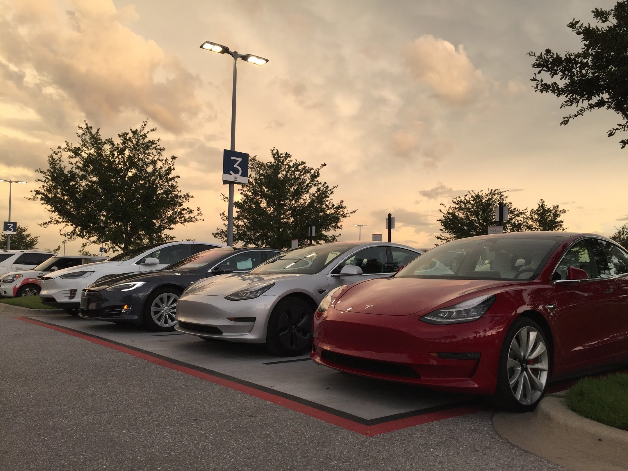 Tesla-Lineup